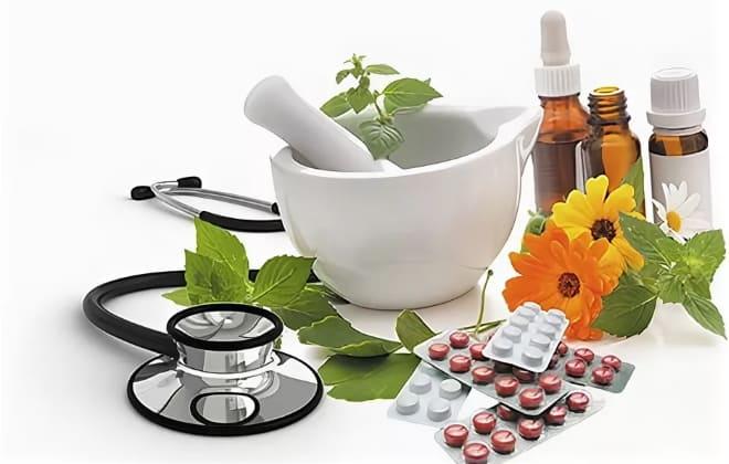 Народная медицина в лечении гипертонии и отёков