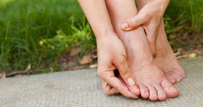 Отекают ноги в жаркую погоду