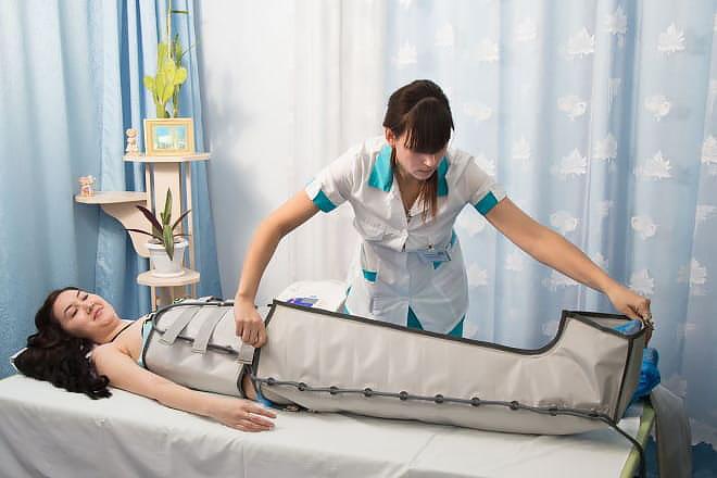 Как проводится лимфодренаж