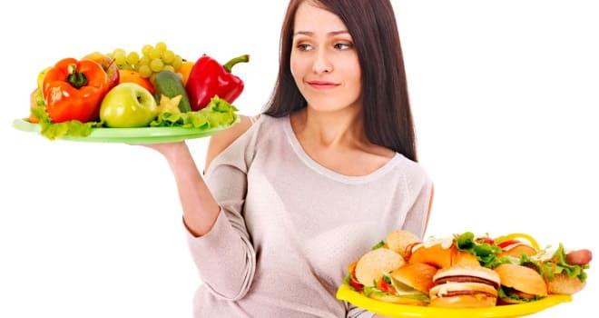 Как выбрать правильное питание