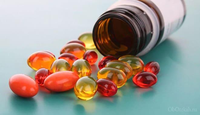 Полезные витаминки